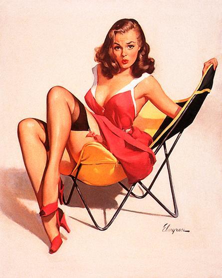chair mishap